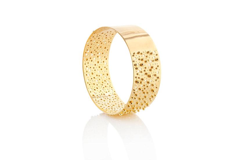 Gold Stingray Bracelet