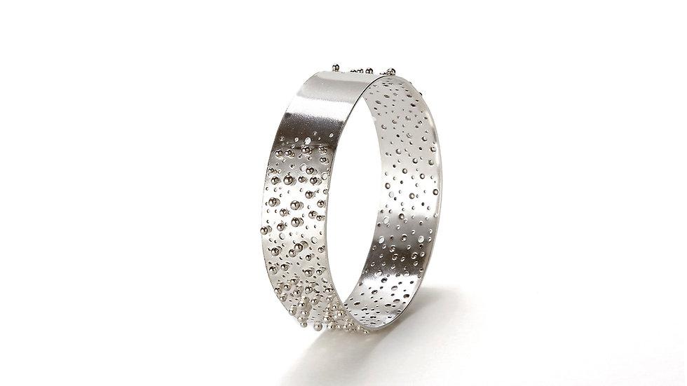 Silver Stingray Bracelet