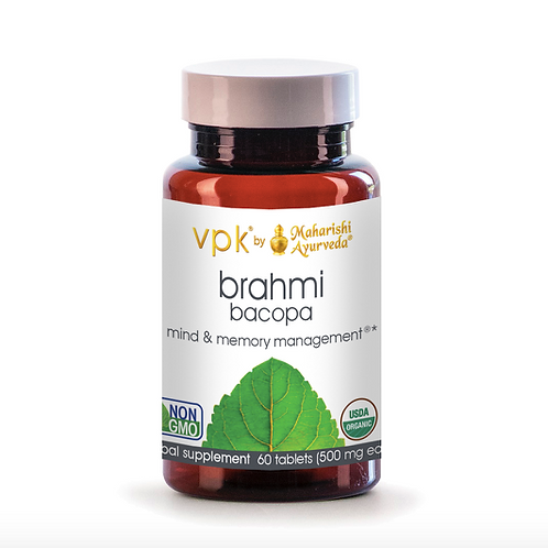 Brahmi Bacopa (60 tablets)