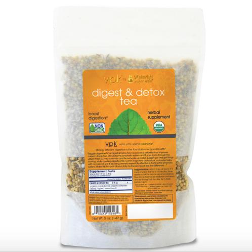 Organic Digest & Detox Tea (5oz)