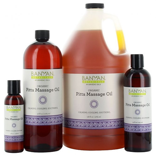 Pitta Massage Oil (4 oz)