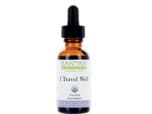 I Travel Well Liquid Extract (30 mL)