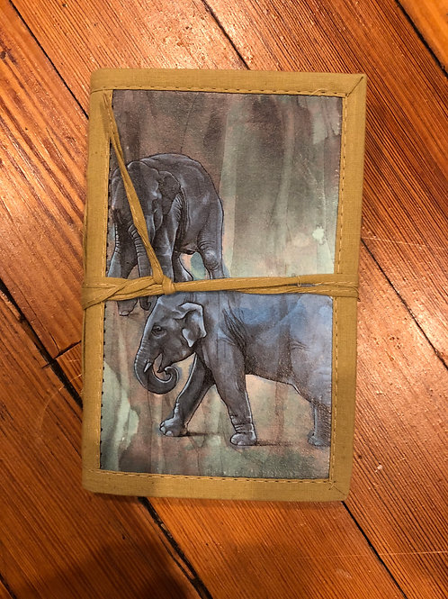 Jungle Elephants Journal