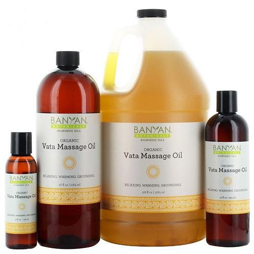 Vata Massage Oil (4 oz)
