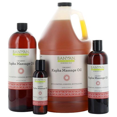 Kapha Massage Oil (4 oz)
