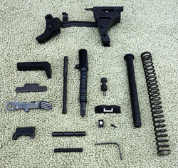 Black Glock Parts