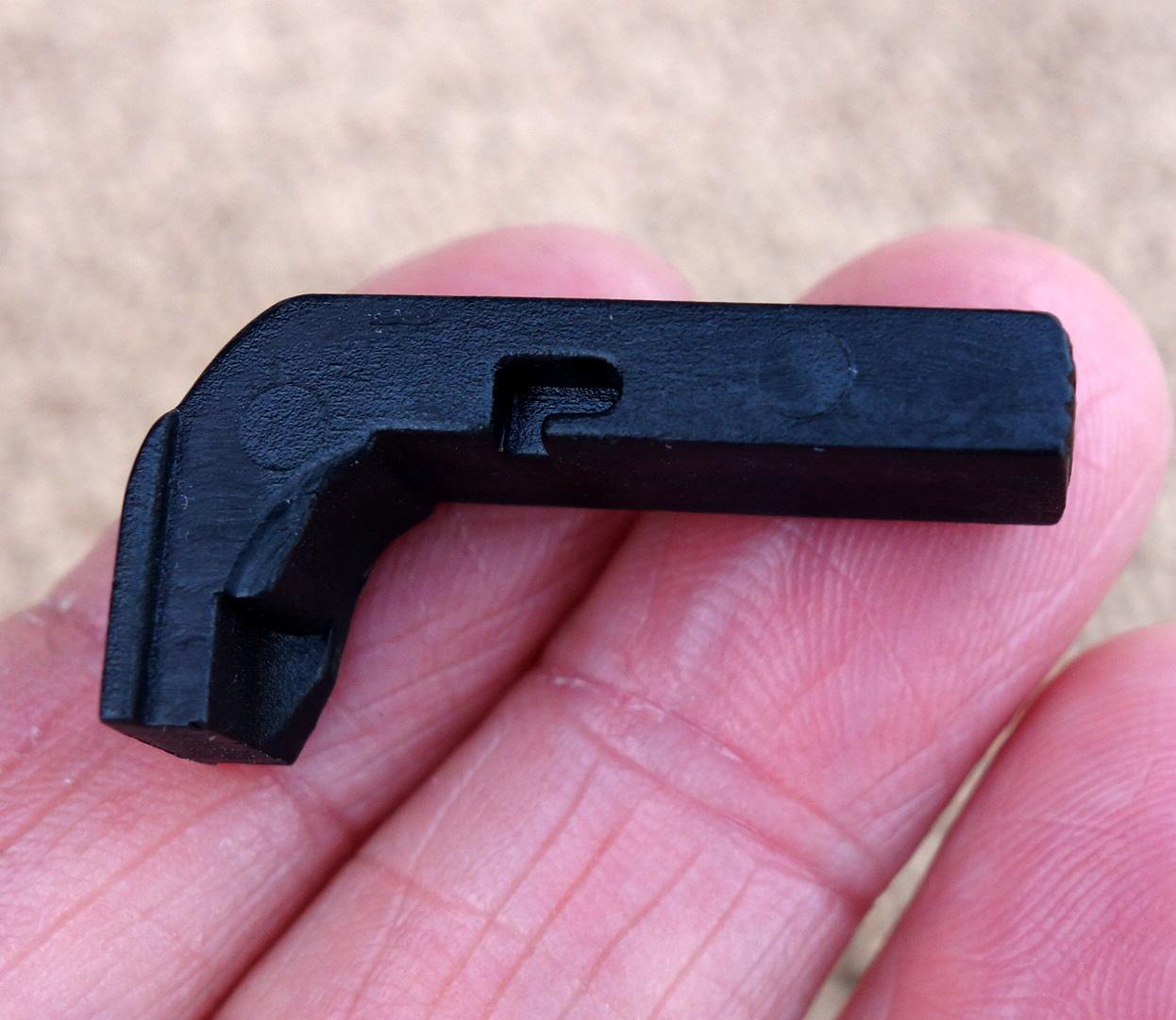 Glock Gen 1 & Pencil Barrel Unmarked 287 Magazine Catch