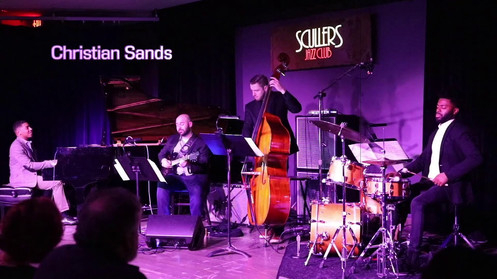Commercial for Sculler Jazz Club