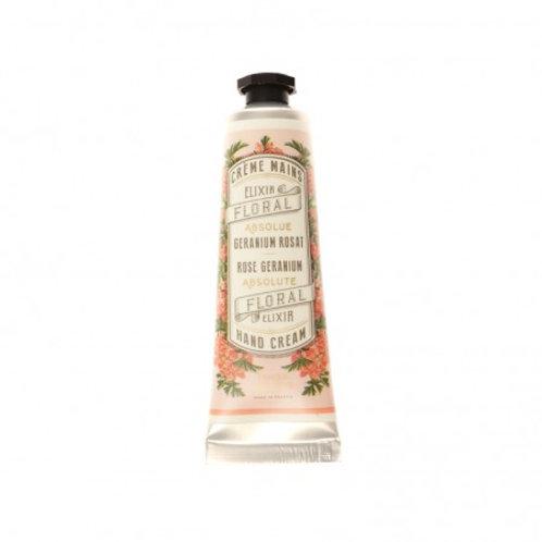 Crème mains voyage - Géranium Rosat