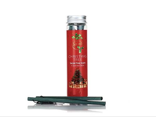 Suspsensions sticks parfumés - Christmas Tree