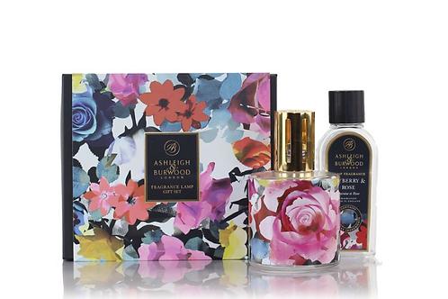 Coffret Lampe parfum - In Bloom