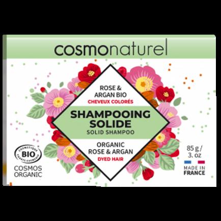 Shampoing solide - cheveux colorés
