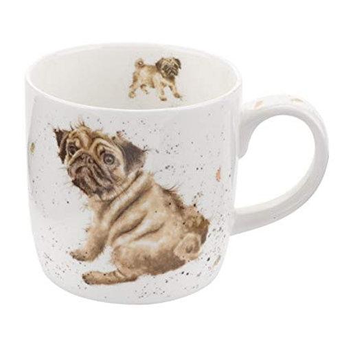 Mug wrendale PUG LOVE