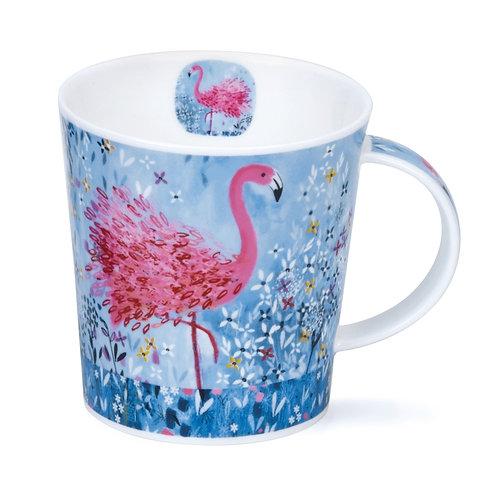 Mug Dunoon - Fancy Feathers Flamingo