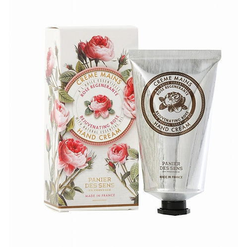 Crème mains - Rose