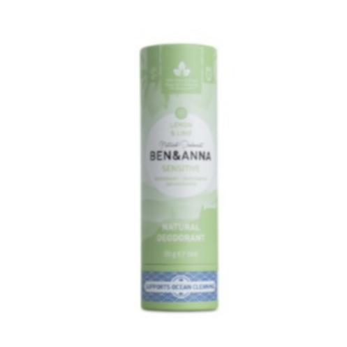 Déodorant peaux sensibles - Citron et Citron vert