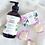 Thumbnail: Savon liquide bio -  Bouquet de rose