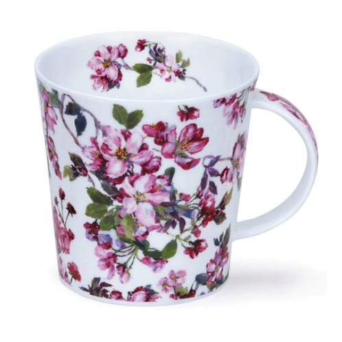 Mug Dunoon - Cottage Blooms Cherry