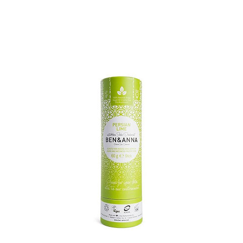 Deodorant stick - Citron Vert