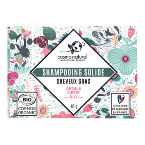 Shampoing solide - Cheveux gras