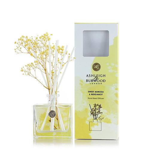 Diffuseur de parfum mimosa doux et bergamote