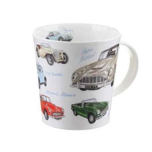 Mug Dunoon - Cars