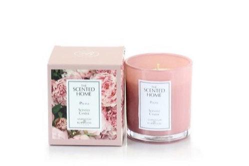 Bougie parfumée - Pivoine