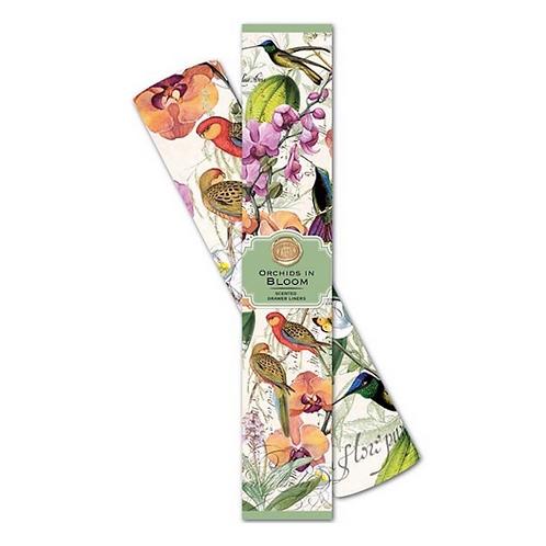 Papier Parfumé - Orchids in Bloom