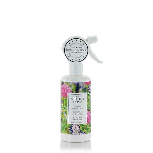 Parfum d'ambiance et de linge - Lavande & Bergamotte