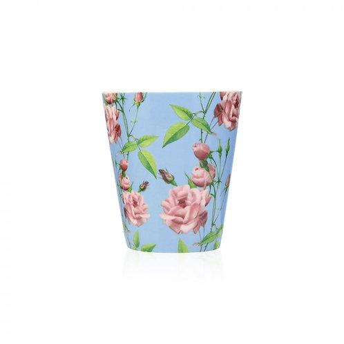 Bougie céramique - Rose