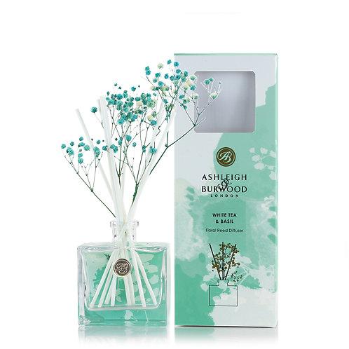 Diffuseur de parfum thé blanc et basilic