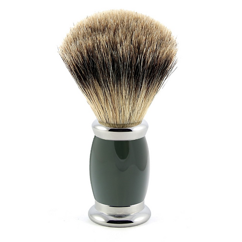Blaireau Luxe Bulbe - Best badger Green