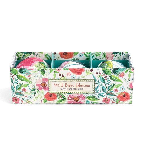 Boules de bain - Wild Berry Blossom