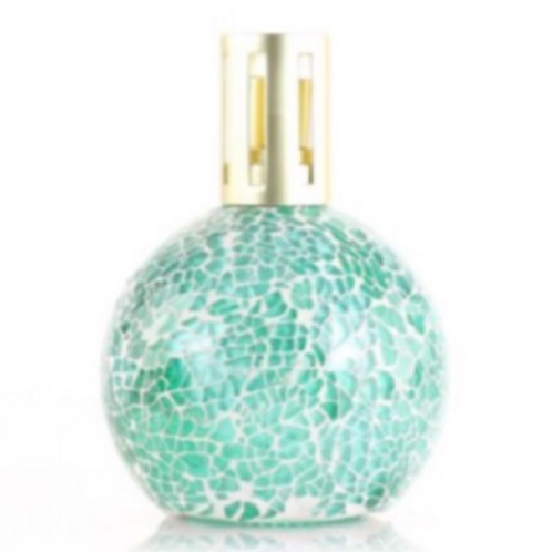 Lampe parfum Verte