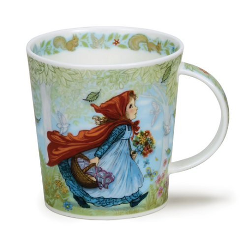 Mug dunoon conte - Le petit chaperon rouge