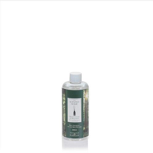 Recharge Diffuseur de parfum  - Cèdre blanc & Bergamote