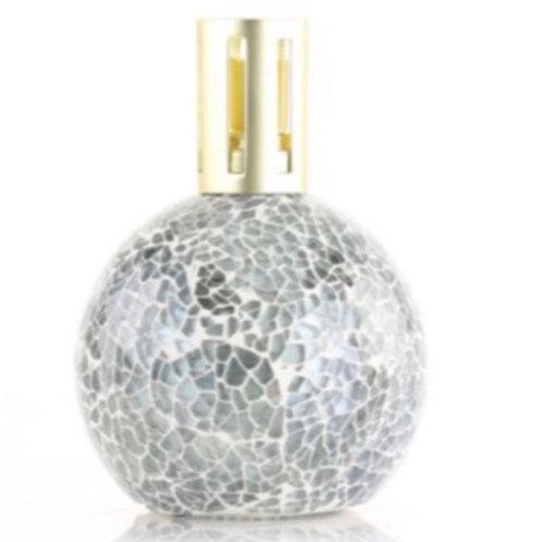 Lampe parfum Grise