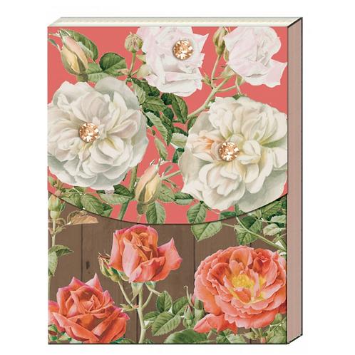 Carnet de note - Coral Roses