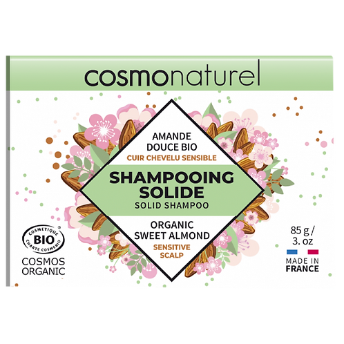 Shampoing solide - Cuir chevelu sensible