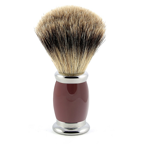 Blaireau Luxe Bulbe - Best badger Red