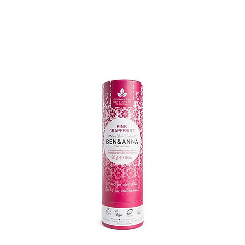 Déodorant stick - Pamplemousse rose