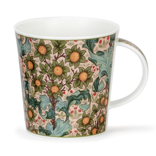 Mug Dunoon - William Morris Orchard