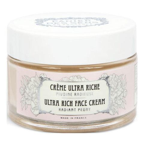 Crème riche visage - Pivoine