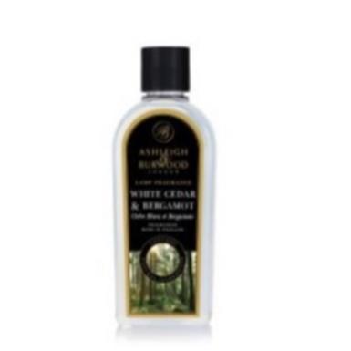 Parfum Lampe - Cèdre blanc & Bergamote