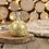 Thumbnail: Coffret Lampe parfum - Golden Orb