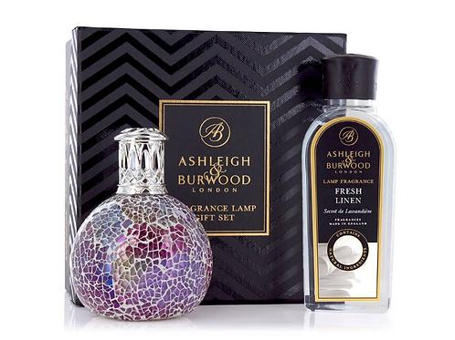 Coffret Lampe parfum - Pearlescense