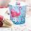Thumbnail: Mug Dunoon - Fancy Feathers Flamingo