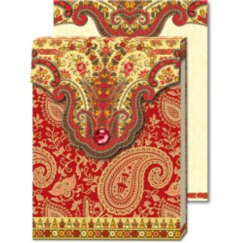 Carnet de note - Rouge