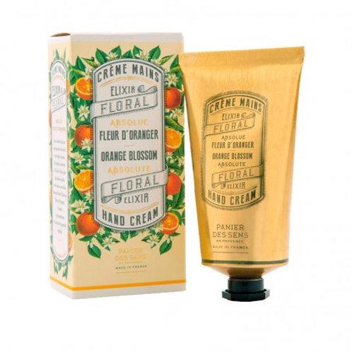 Crème mains - Fleur d'Oranger