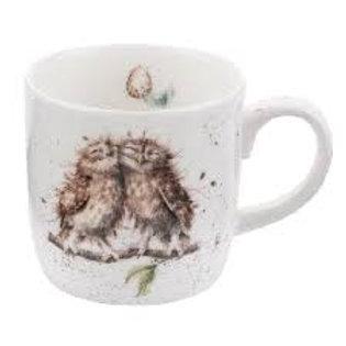Mug wrendale - OWL NIGHT LONG